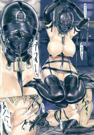 【拷問二次元 全身拘束】人は感覚遮断した拷問にどこまで耐えられるか …人体実験した問題作【無料漫画 大人 激しい】