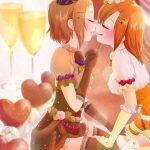 高坂穂乃果と綺羅ツバサは愛し合っていて一緒に暮らしている。だけど今日は穂 乃香が気持ちよくしてあげたくて…【ラブライブ! エロ漫画・エロ同人 】