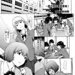 【エロ漫画・エロ同人誌】クラスに馴染めない女子校生が乱交で一つになったw ww