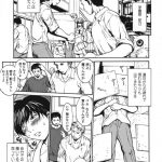 【エロ漫画】学園祭前夜で準備中に寝てしまい、夜中にオナニーしていたJKと 会ってしまい、誰もいない教室で巨乳を揺らして中出しセックスしてしまうww w