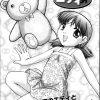 【エロ漫画】見知らぬクマのぬいぐるみには監視カメラが付いており少女が脅迫 される!【KEN エロ同人】