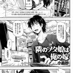 【エロ漫画】変態美少女のマンコとアナルにチンコ挿入してエッチしたった【小 島紗 エロ同人】