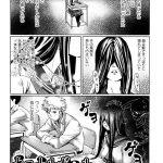 【エロ漫画】根暗な巨乳JKは学校のロッカーで制服をはだけてオナニーし ていると・・【シオマネキ エロ同人】