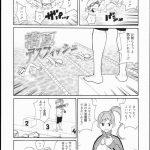 【エロ漫画】全裸で男子部員達のチンコをフェラして口内射精させる水泳部の美 人顧問ww【ジョン・K・ペー太 エロ同人】