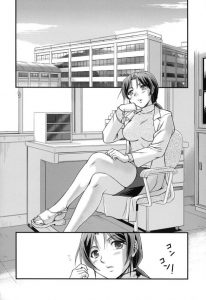 【エロ漫画】出会い系でエッチしたOLが学校の保健医でネタにして好きな時に 保健室でエッチ!【無料 エロ同人】
