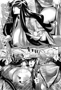 【エロ漫画】温泉旅行にやってきた男だったが、そこには親戚のお姉さんが一緒 についてきていて…【無料 エロ同人】